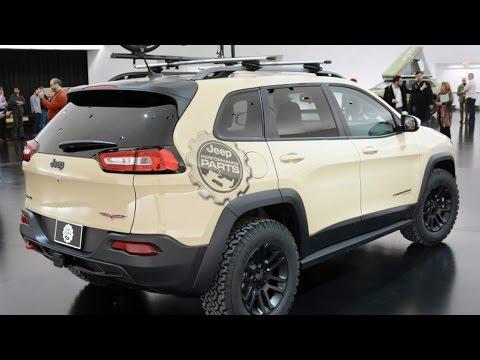 New Jeep Cherokee Canyon Trail - 2015 Easter Jeep Safari