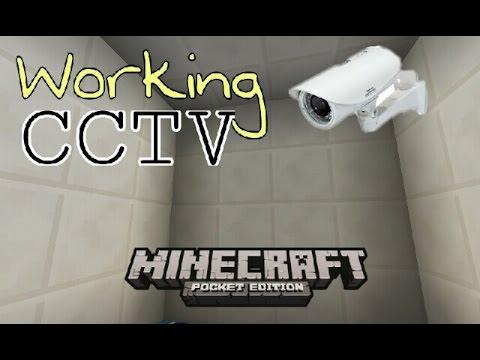 CCTV in Minecraft Pe (No Mod)(No Add-on)(No Command)