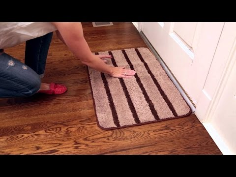 Norwex Entry Mat Stops Dirt in its Tracks