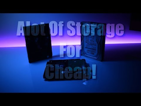 How to Get Alot Of Storage For Cheap!