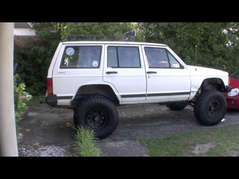 94 Jeep Cherokee Xj - Auto Transmission Stopped shifting