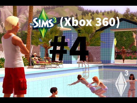 The Sims 3 Xbox W/HowToCameron - Part 4- Girlfriend!