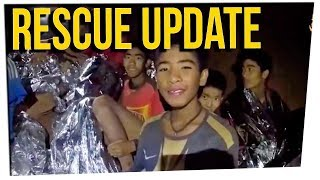 WS - Thai Cave Rescue Update! ft. Steve Greene & DavidSoComedy