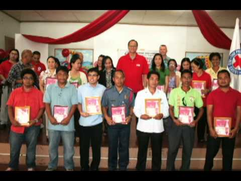 Philippine Red Cross Donors Month 2011