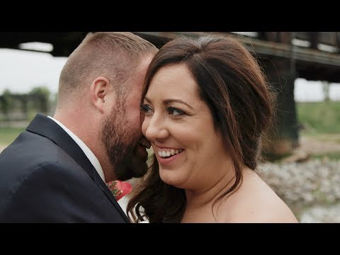 AMAZING Rooftop wedding in Columbus, Ohio   Steve + Kristen Vyn