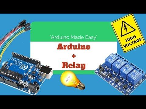 Arduino With Relay in Hindi | Roboshala
