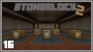 Stoneblock 2 - EP14 - Garden Cloches - Modded Minecraft 1 12