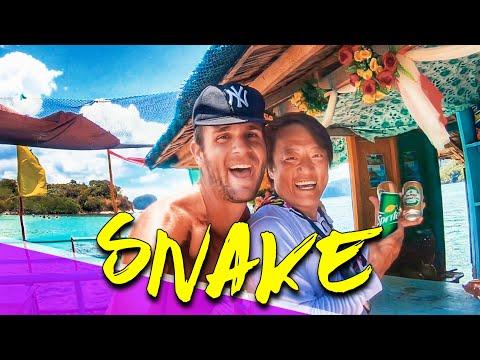 SNAKE ISLAND EL NIDO PALAWAN ADVENTURE (AMAZING!!)