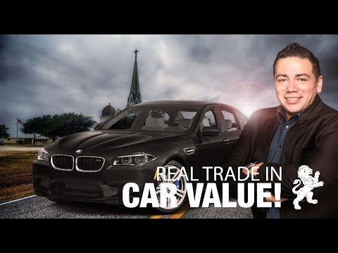 What is the trade in value of my car? What you need to know when finding your trade-in value online