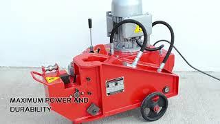 Afacan Machine H22 Hydraulic Rebar Cutting Machine