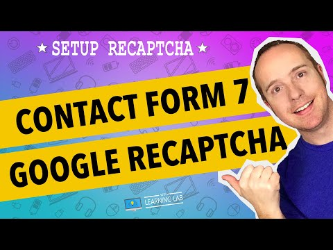 Contact Form 7 Captcha - Google Recaptcha Add-on | Contact Form 7 Tutorials Part 5