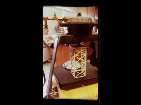 Strong Balsa Wood Tower!