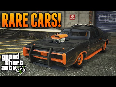GTA 5 Rare Cars - New Rare & Secret Cars Spawn Locations on GTA 5 Next Gen!