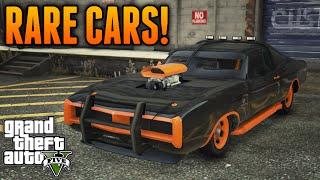 "GTA 5 Rare Cars - New Rare & Secret Cars Spawn Locations on GTA 5 Next Gen! ""GTA 5 Rare Cars"""