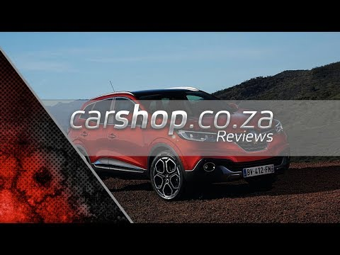 The Funky Renault Kadjar Hits The South African Roads | Carshop Drive #29