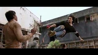 Munna Michael movie best fight scene 2
