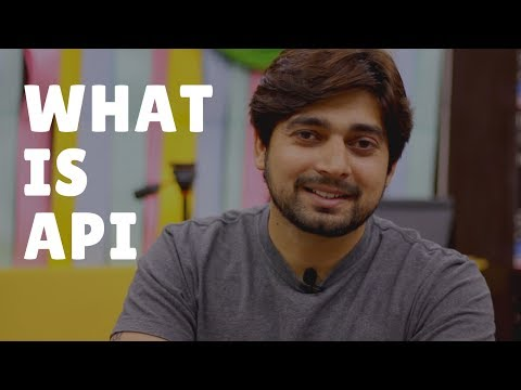 What is API ?