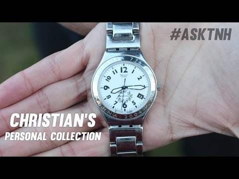Revealing Christian's PERSONAL Watch Collection | #ASKTNH 100