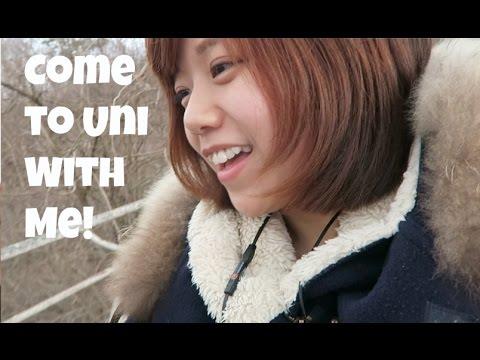 MOVING INTO A JAPANESE UNIVERSITY (Akita International University)