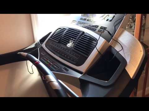 NordicTrack c950i Treadmill review. By Mr Tims bought from Sears. See all features and in use video