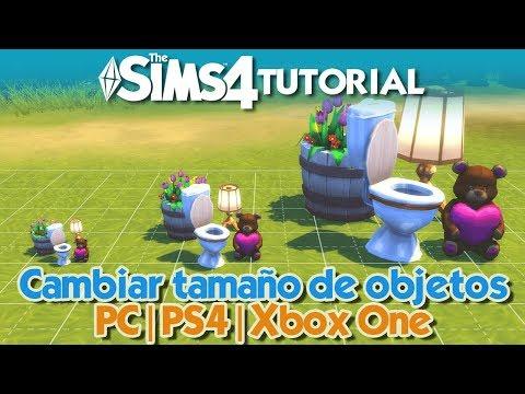 Truco para Agrandar/Achicar objetos en Los Sims 4 (PC, PS4, XBOX)   Trucos y Consejos