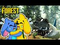 ¡NOS ESTRELLAMOS EN EL BOSQUE MÁS PELIGROSO! 😱✈️ *NUEVA SERIE* THE FOREST MIKELEX #1
