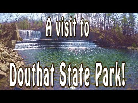 DOUTHAT STATE PARK TOUR!!