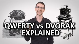 Download QWERTY vs Dvorak As Fast as Possible