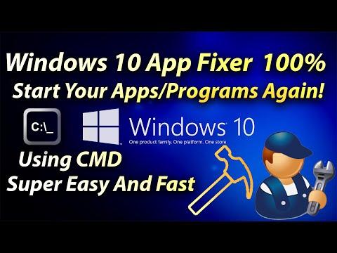 Windows 10 App Crash Fix Fast Easy