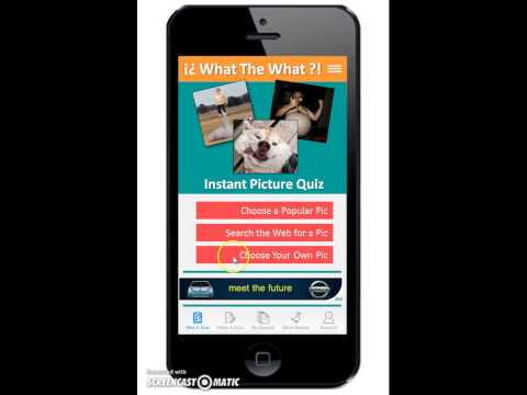 What The What - Instant Picture Quiz App
