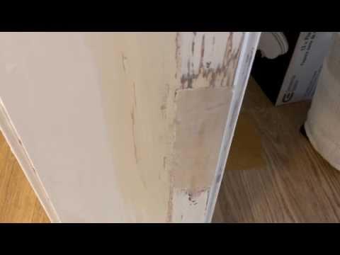 How to repair damaged wood