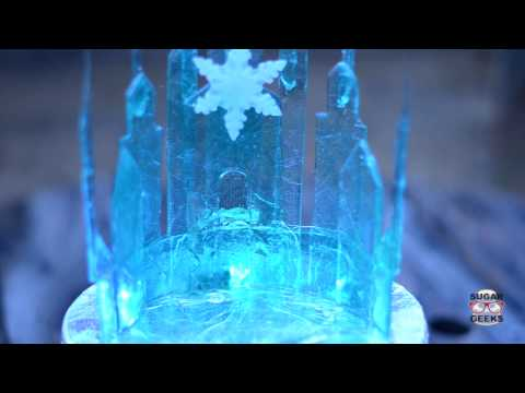 Elsa Frozen Castle Tutorial Promo