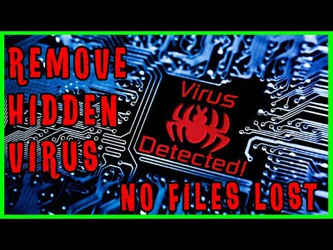 How to Remove Hidden Folder Virus Without Losing any Data With CMD