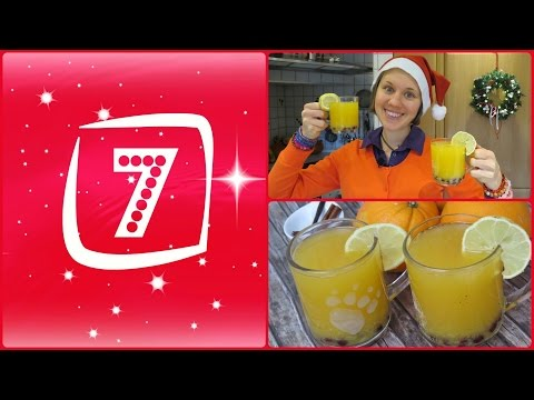 Citrus Holiday Punch