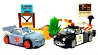 Disney Pixar Cars 3 LEGO Juniors Willy