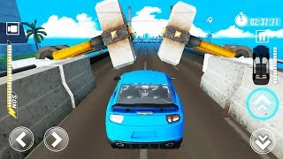 Deadly Race #3 (Speed Car Bumps Challenge) | Gameplay Android
