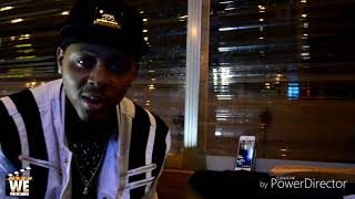 "Queenz Foquz Interview with Celebrity Music Artist "" Calvin Ross"""