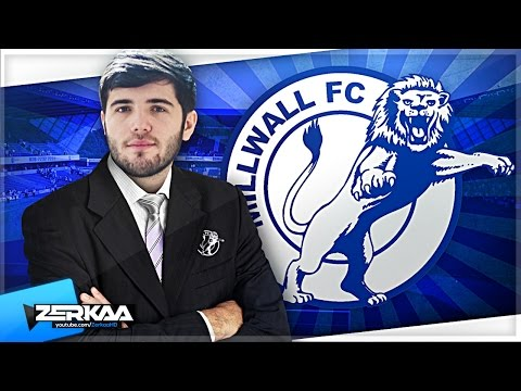 THE START | MILLWALL CAREER MODE #1 | FIFA 15