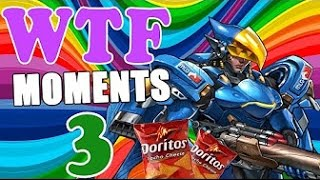 Overwatch WTF Moments Ep.03 ||  Overwatch Highlights