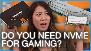 Nvme Pcie Ssd Vs. Sata Ssd For Gaming, Tested!