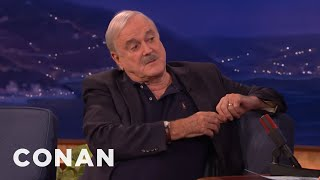 The Early Years Of John Cleese  - CONAN on TBS