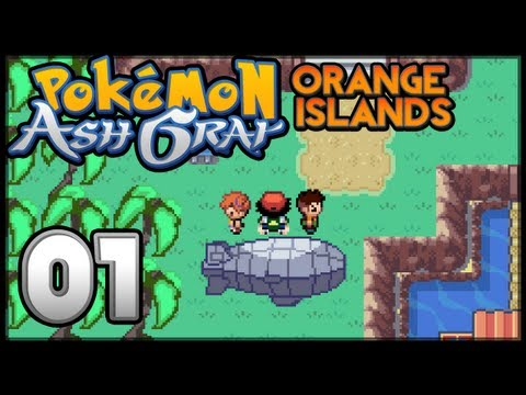 Pokémon Ash Gray | The Orange Islands - Episode 1