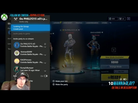 Playing With Viewers! (132+ Squad Wins) Fortnite Battle Royale Livestream!