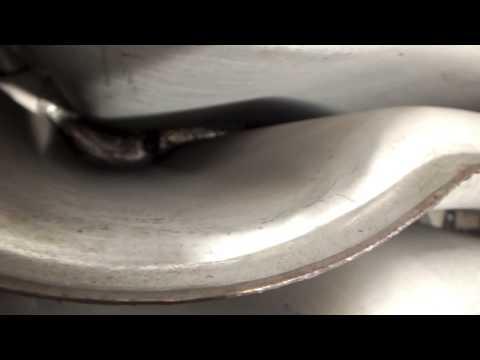 Lennox heat exchanger inspection