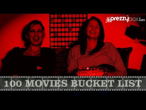 100 Movies Scratch Off Poster - Bucket List Movies