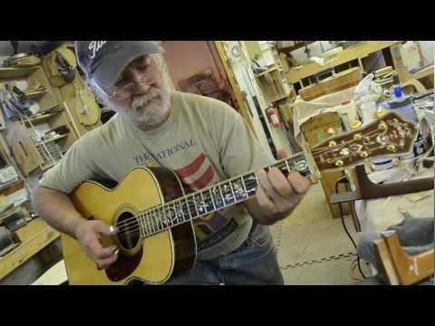 Wayne Henderson: Legendary Musician and Guitar Maker