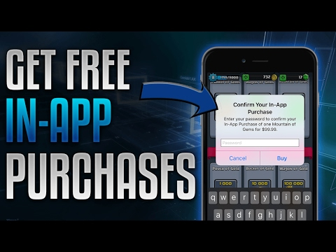 iOS 10 - 10.2: Get In-App Purchases FREE on iPhone, iPad, iPod Touch With Yalu Jailbreak - Alex Reed