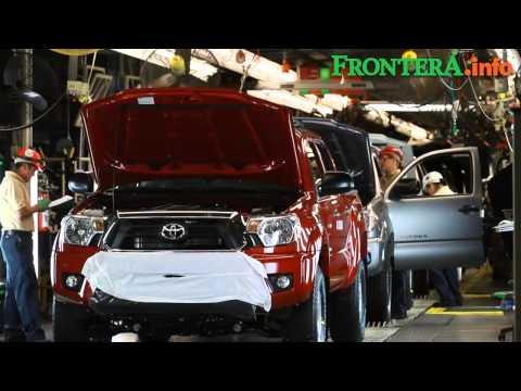 Amplía Toyota producción en BC