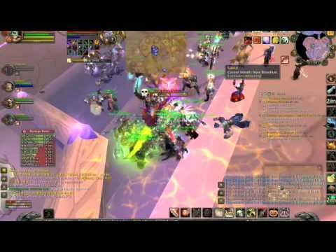 Horde Raid on Exodar