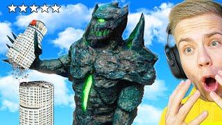 GTA 5 als Monster spielen! (Zerstörungs Mod)